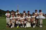 【A】東京ガスエコモ旗争奪 第40回各区対抗親善少年野球大会出場決定